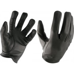Mister B Leather Police Gloves guanti leather pelle
