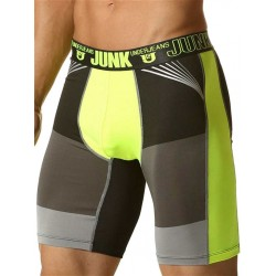 Junk Flash Bike Brief Underwear Yellow calzoncini sportivi