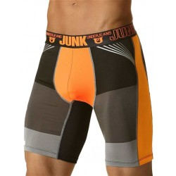 Junk Flash Bike Brief Underwear Orange calzoncini sportivi