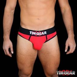 TIM Gear Brief Underwear Red slip intimo uomo