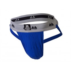 MM Jocks Adult Supporter bike style Blue jockstrap sospensorio