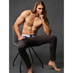 2Eros Core Series 2 Lounge Pants Underwear Charcoal mutande lunghe intimo uomo
