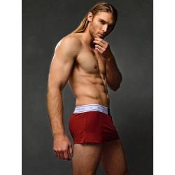 2Eros Core Series 2 Boxer Shorts Underwear Cabernet boxer calzoncini intimo uomo