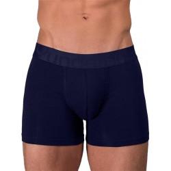Rounderbum Padded Boxer Brief Underwear Navy Blu boxer calzoncini con imbottiture dietro