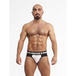 Mister B URBAN Amsterdam Brief White slip
