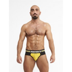 Mister B URBAN Amsterdam Brief Yellow slip