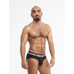 Mister B URBAN Antwerp Jock Brief Black jockstrap sospensorio slip