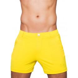 2Eros Bondi Bar Swim Shorts Swimwear Gold pantaloncini calzoncini costume da bagno multi uso