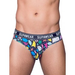 Supawear POW Brief Underwear Ink slip