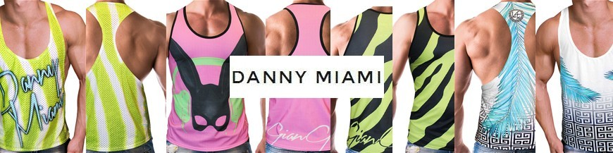 Danny Miami wear